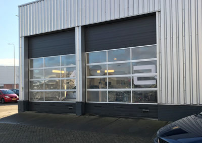 Belettering Busch Automotive